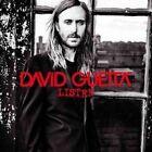 David Guetta Listen LP Vinyl 2014 33rpm