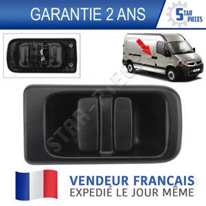 Poignée de porte latérale Renault Master 2 1998-2010