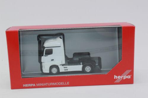 Herpa 309226  Mercedes-Benz Actros Streamspace 2.5  weiß 1:87 H0 NEU in OVP