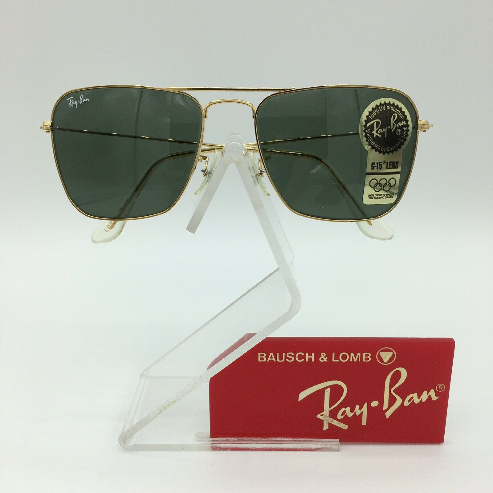 Ray Ban CARAVAN G 15 B&L 52mm