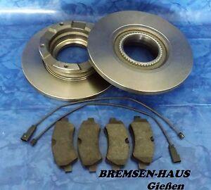 Bremsen-Kit-hinten-Ford-Tourneo-amp-Transit-Custom-ab-Bj-04-12-250-310-340
