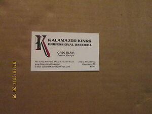 Kalamazoo kings professional baseball vintage logo baseball business image is loading kalamazoo kings professional baseball vintage logo baseball business colourmoves
