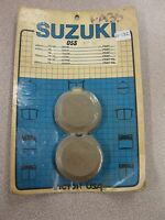 Suzuki Motorcycle Brake Pads Part Fa35 In Sealed Package Free Shipping Peg
