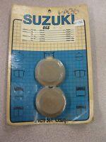 Suzuki Motorcycle Brake Pads Part Fa35 In Sealed Package Free Shipping Peg