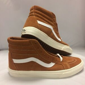 Vans retro Reissue Hombre Glazedginger Deporte Zapatos Sk8 hi v7Ofqvn1