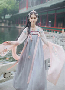Traditional-Chinese-Classical-Han-Fu-Tang-Women-s-Clothing-Dress-Cosplay-Custome