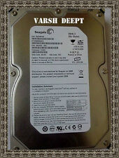 "250 GB PATA / IDE HDD INTERNAL DESKTOP HARD DISK DRIVE 3.5""(SEAGATE) 01 YR WARRA"