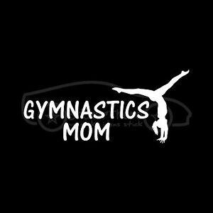 GYMNASTICS-MOM-Sticker-Girl-Cute-Decal-Mother-Daughter-Gym-Fitness-Cute-Meet-Fun