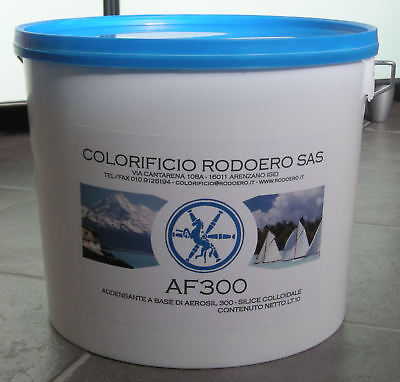 ADDENSANTE AF300 PER RESINE AEROSIL SILICE COLLODALE