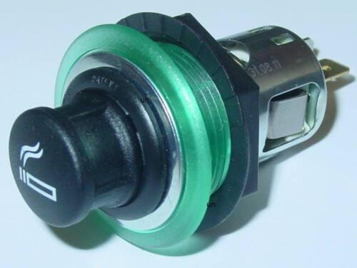 grüner Ring Schraubgewinde D97 kleiner Kopf Zigarettenanzünder Marke