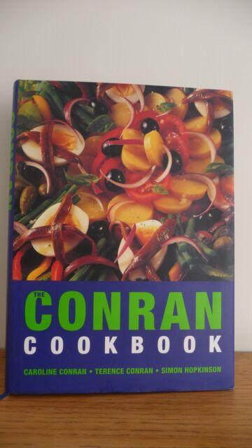 The Conran Cookbook by Simon Hopkinson, Terence Conran, Caroline Conran...