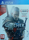 The Witcher 3: Wild Hunt -- Collector's Edition (Sony PlayStation 4, 2015)