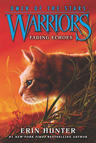 Warriors: Omen of the Stars #2: Fading Echoes by Hunter, Erin, NEW Book, FREE &