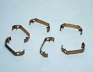 MODEL MOTORING AFX MAGNA-TRACTION CHASSIS 6 MOTOR CLAMPS NEW !!!