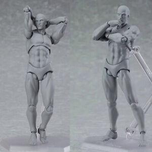 DIY-Drawing-Figures-for-Artist-Action-Figure-Model-Human-Mannequin-Man