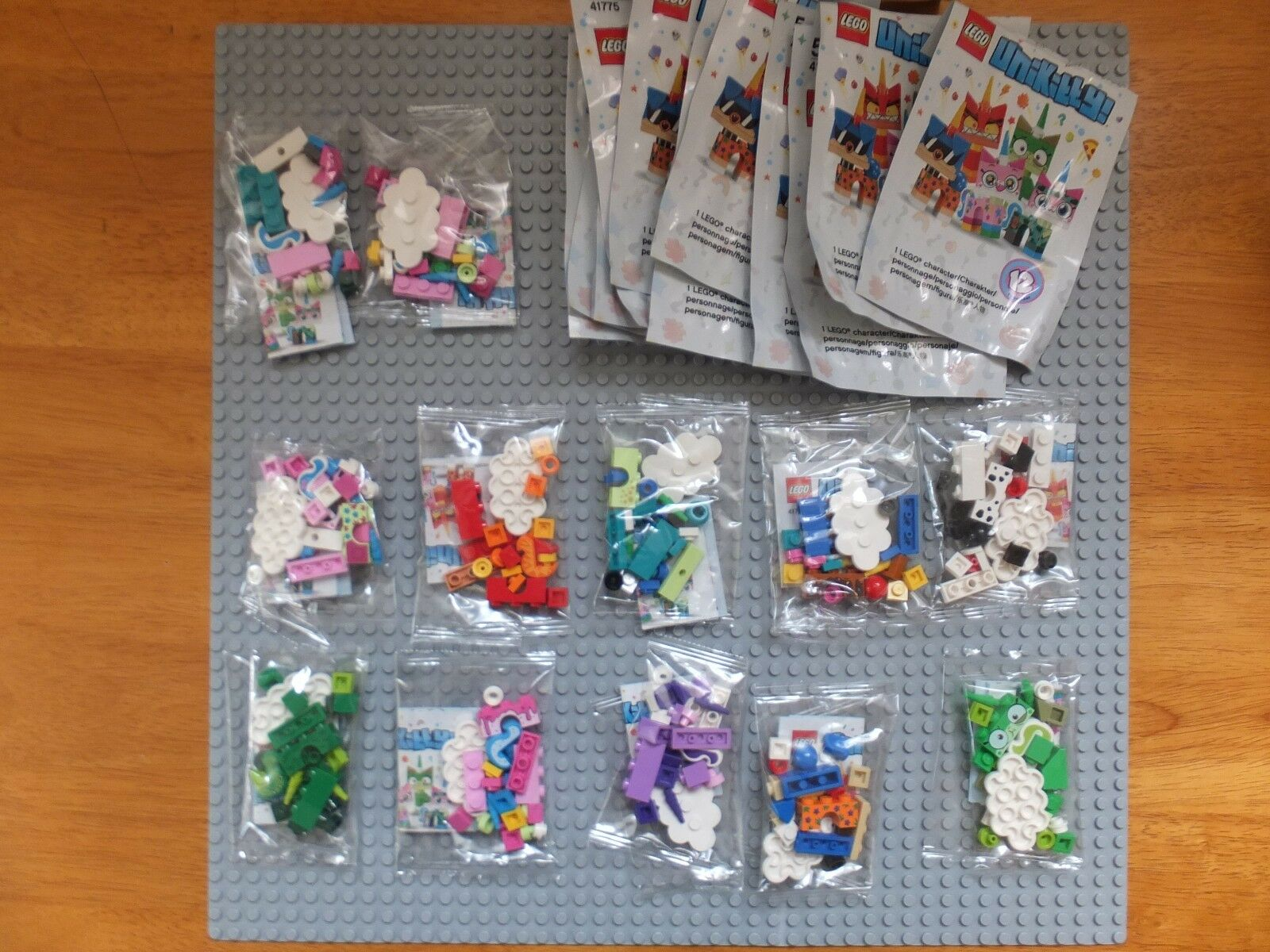 Lego Unikitty Series 1 Complete   Full Set Of 12 Minifigures