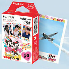 10 Fujifilm Instax Mini Instant Cartoon Film for 7s 8 25 50s 90 (Mickey Mouse)