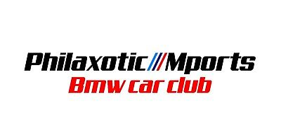 Philaxotic ////// Mports Die Cut Vinyl Decals For Automobiles 50X