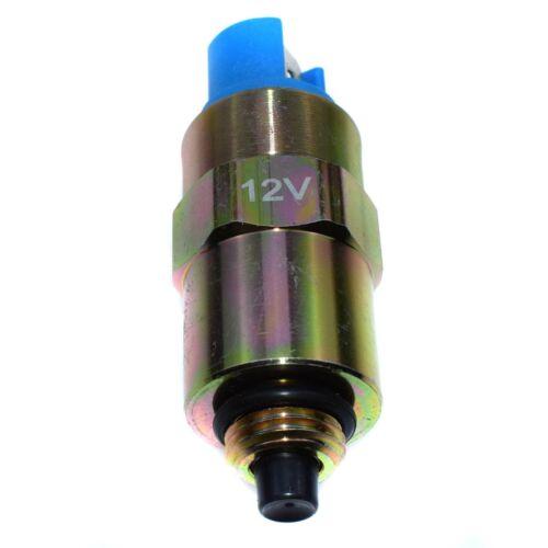 7185-900T Fuel Shutoff Solenoid 7167-620D For Delphi Perkins 12V HPS103