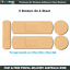 Funny-Band-Aid-Decal-car-boat-bike-jet-ski-scratch-amp-dent-sticker-repairs-B020