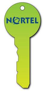 Nortel Norstar Call Pilot 100 150 4-Seat Voice Mailbox Keycode Code NTKC0092