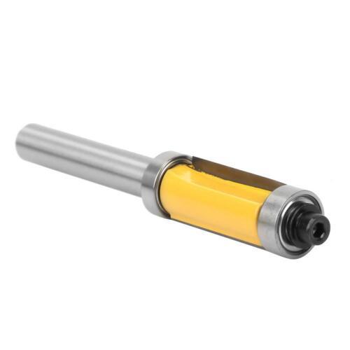 Schaftmuster Bündigfräser Kopierfräser 8mm Schaft für Oberfräser Holzfräser NEU