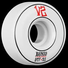 New V1 Bones Wheels Mcclung Passport 51mm
