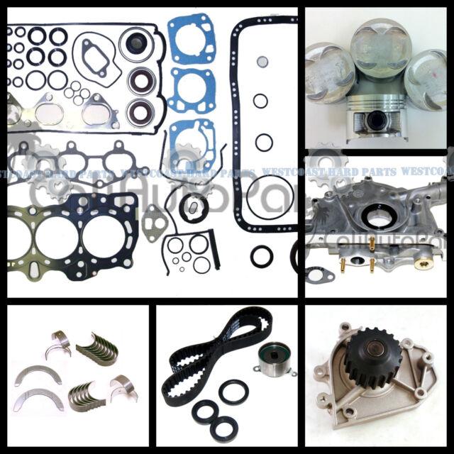 96-01 Acura Integra LS RS GS 1.8L B18B1 DOHC Master Engine