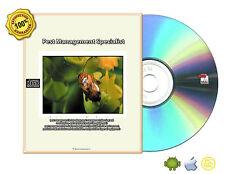 Pest management specialist