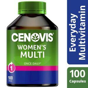 Cenovis Women's Multi Capsules 100 pk