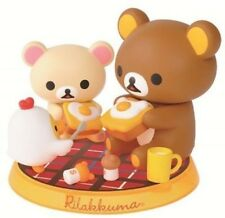 banpresto Rilakkuma -egg theme- diorama figures Japan Import F/S S0801