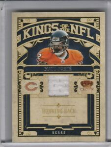 2010-CROWN-ROYALE-20-MATT-FORTE-JERSEY-CHICAGO-BEARS-148-299-4275
