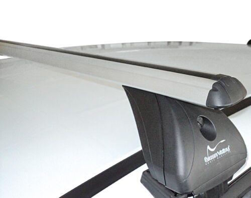 ab 01//2014 Aluminium Dachträger Aurilis Original Hyundai i10 Steilheck 5 Türer