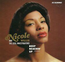 NICOLE WILLIS - KEEP REACHIN UP (CD) SOUL FUNK NORTHERN HELSINKI