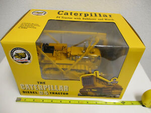 Caterpillar-D4-Crawler-With-Bulldozer-and-Winch-ACMOC-Edition-By-SpecCast