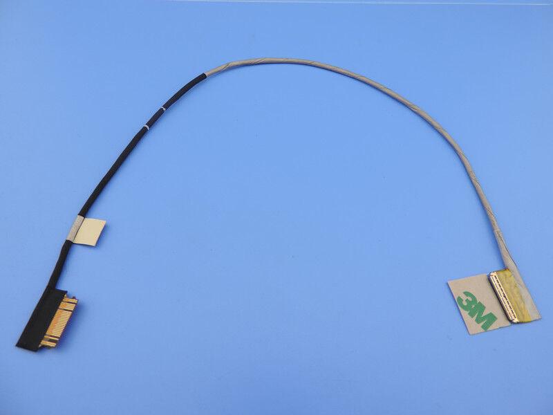 Original LCD LVDS VIDEO SCREEN CABLE for TOSHIBA SATELLITE L55D-C5227 L55D-C