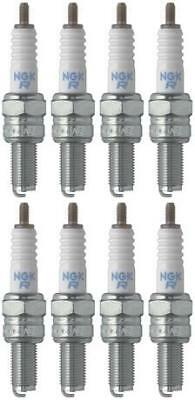 Set of 8 NGK Standard Spark Plugs for Kawasaki TERYX 2011-2009 Engine 750cc