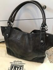 Price Reduced!  Frye Signature Melissa Washed Leather Slate Shoulder Bag