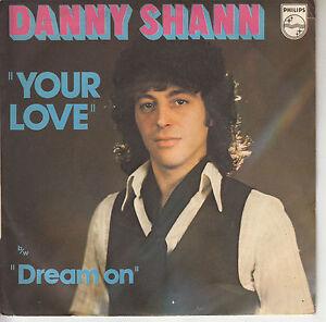 45TRS-VINYL-7-039-039-FRENCH-SP-DANNY-SHANN-YOUR-LOVE