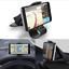 Universal-Car-Dashboard-Mount-Holder-Stand-Clamp-Clip-Smartphone-Car-Holder-HUD miniature 2
