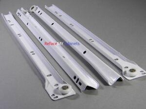 Image is loading CABINET-DRAWER-SLIDES-KV-1805-SELF-CLOSING-24- & CABINET DRAWER SLIDES- KV 1805 - SELF CLOSING - 24 INCH | eBay