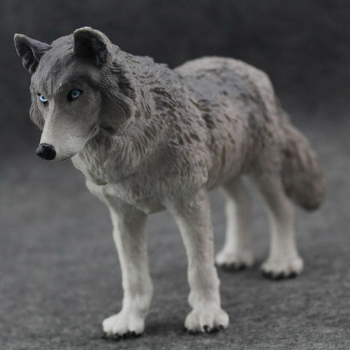"1//6 Wolf Gray Model Toys Game of Throne For Action 7/"" Figure Accessories Gift"