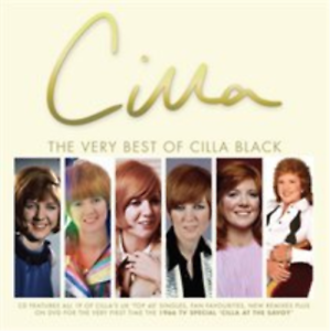 Cilla-Black-The-Very-Best-of-Cilla-Black-UK-IMPORT-CD-with-DVD-NEW