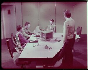 Star-Trek-TOS-35mm-Film-Clip-Slide-Savage-Curtain-Kirk-Spock-McCoy-3-22-51
