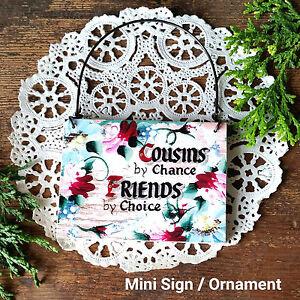 8x10 Handmade Sign Merry Christmas Sh*tter/'s Full Funny Sign Cousin Eddie