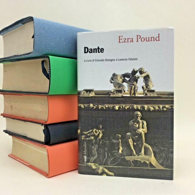 Dante - Ezra Pound - Marsilio 2015 - 9788831720847