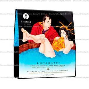 Lovebath Ocean Temptations Bath Gel Shower Soap Bathing ...
