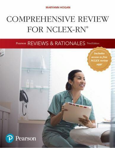 Hogan, Pearson Reviews And Rationales Ser. Pearson Reviews And Rationales ... - $29.40