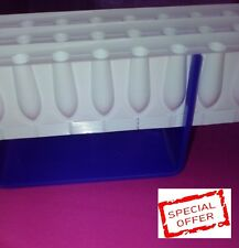 180 x 2ml Empty Suppository Moulds + Plastic STAND  Disposable Molds ADULT SIZE