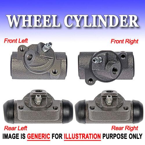 WC Drum Brake Wheel Cylinders FRONT L+R/&REAR L+R Buick Chevy//4 PCS SET